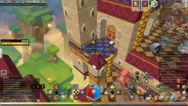 MapleStory 2 - Guide to the Stars (Exploration Guide)
