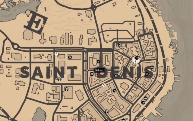 Red Dead Redemption 2 - All Minigames Locations (Poker, Blackjack, Five Finger Fillet and Dominoes)