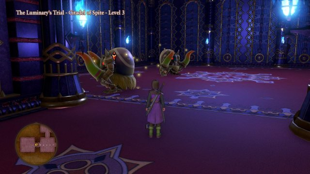 Dragon Quest XI: Echoes of an Elusive Age - Farming Pep Pips and Pep Pops