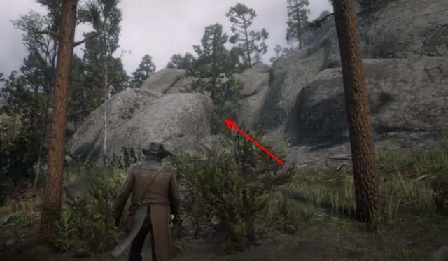 Red Dead Redemption 2 - Strange Statues Location and Puzzle Solution