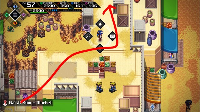 CrossCode - Where is the Origin Stones?