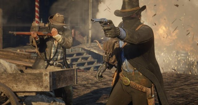 Red Dead Redemption 2 - Cheat Codes